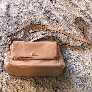 Nude Kate Spade purse